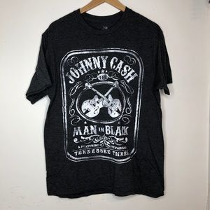 Johnny Cash | Graphic Band Tee